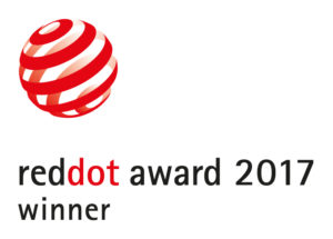 GeoCeramica ® winnaar Red Dot Design Award 2017