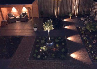 Wat verlichting kan doen in uw tuin