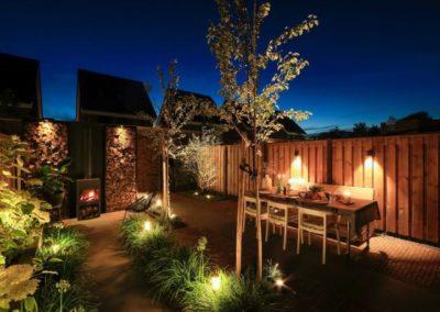 Vakantiegevoel in uw eigen achtertuin