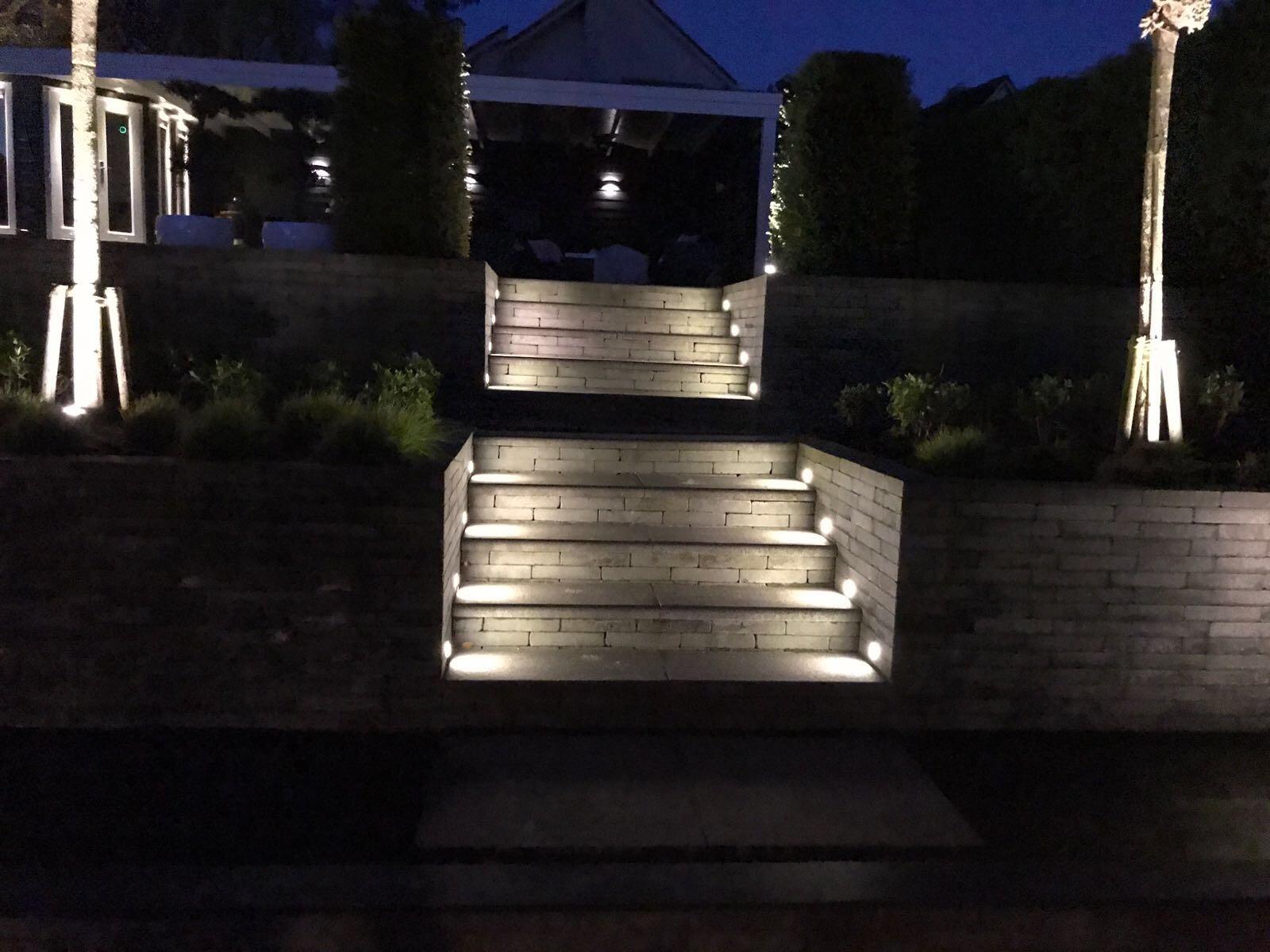 De mooiste tuinverlichting │ extra sfeer in uw tuin│ van wijk