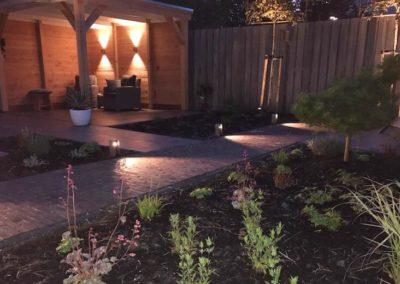 Uw tuin leeft op met licht