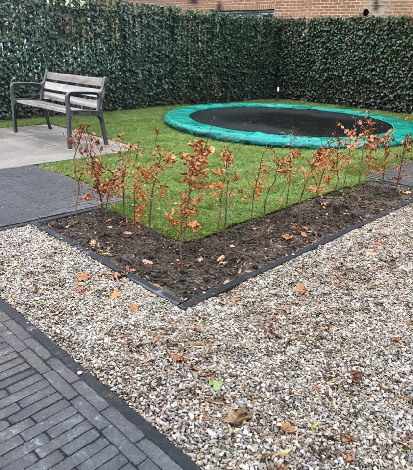 Sierbestrating Voor In De Tuin.Van 3d Ontwerp Tot Eindresultaat Moderne Tuin Van Wijk